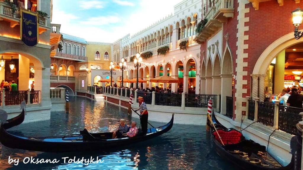 The Venetian Las Vegas 2