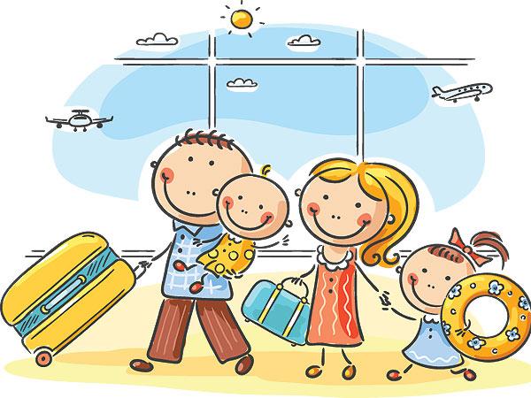 Перелет с ребенком до 2-х лет