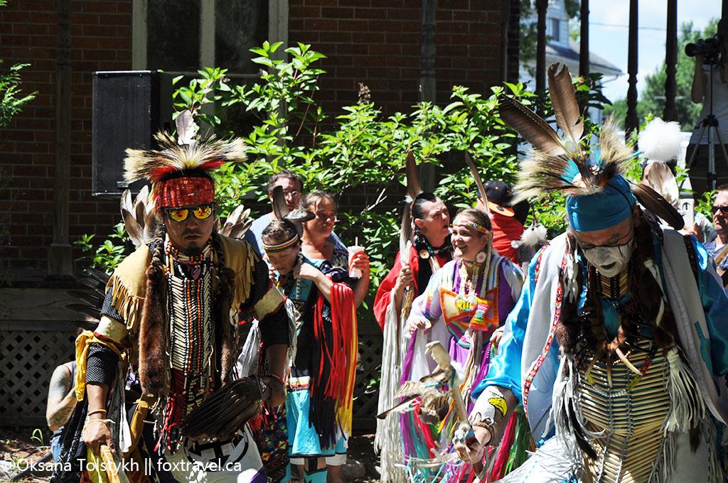 Аборигенное население Канады
